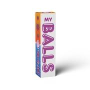 Balls Grape Soda 60мл (3) - Жидкость для Электронных сигарет