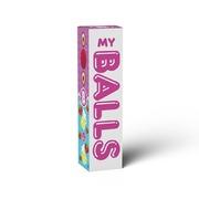 Balls Lychee Strawberry Lemonade 60мл (3) - Жидкость для Электронных сигарет