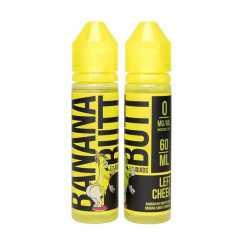 Banana Butt Left Cheek 120мл (3мг) - Жидкость для Электронных сигарет