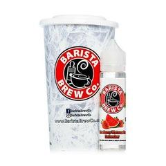 Barista Brew Co. Strawberry Watermelon Refresher 60мл (3мг) - Жидкость для Электронных сигарет