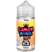 Candy King Batch On Ice 100мл (3мг) - Жидкость для Электронных сигарет (Clone)