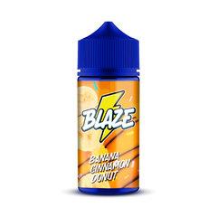BLAZE Banana Cinnamon Donut 100ml (3мг) - Жидкость для Электронных сигарет