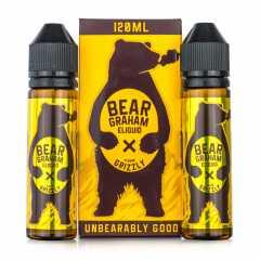 Bear Graham Bear Graham 120мл (3мг) - Жидкость для Электронных сигарет