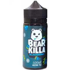 Bear Killa Blackberry 100мл (0мг) - Жидкость для Электронных сигарет
