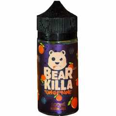 Bear Killa Tangerine 100мл (0мг) - Жидкость для Электронных сигарет