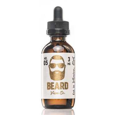 Beard NO.05 60мл (3) - Жидкость для Электронных сигарет (Clone)