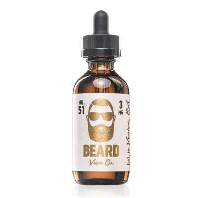 Beard NO.51 60мл (3) - Жидкость для Электронных сигарет (Clone)
