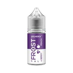 Frost Salt Berry Peach 30мл (25мг) - Жидкость для Электронных сигарет