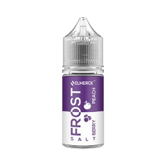 Frost Salt Berry Peach 30мл (45мг) - Жидкость для Электронных сигарет