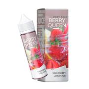 Berry Queen Strawberry Lemonade 60мл (0мг) - Жидкость для Электронных сигарет
