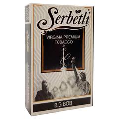 Serbetli Big Bob 50г - Табак для Кальяна