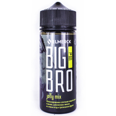 Big Bro Jolly Mix 120мл (3мг) - Жидкость для Электронных сигарет