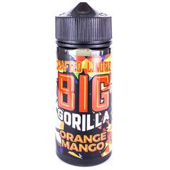 Big Gorilla Orange Mango 120мл (0мг) - Жидкость для Электронных сигарет
