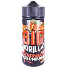 Big Gorilla Watermelon Ice Cream 120мл (0мг) - Жидкость для Электронных сигарет
