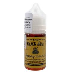 Black Jack Salt Peppery Tobacco 30мл (25мг) - Жидкость для Электронных сигарет