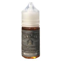 Black Jack Salt Western Tobacco 30мл (25мг) - Жидкость для Электронных сигарет