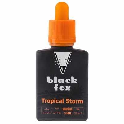 Black Fox Tropical Storm 30мл (3) - Жидкость для Электронных сигарет