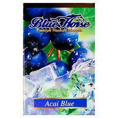 Blue Horse Acai Blue 50г - Табак для Кальяна