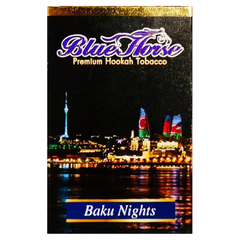 Blue Horse Baku Nights 50г - Табак для Кальяна