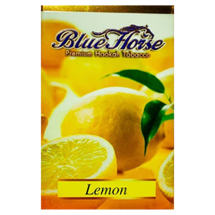 Blue Horse Lemon 50г - Табак для Кальяна