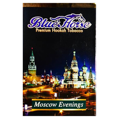 Blue Horse Moscow Evenings 50г - Табак для Кальяна