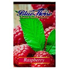 Blue Horse Raspberry 50г - Табак для Кальяна