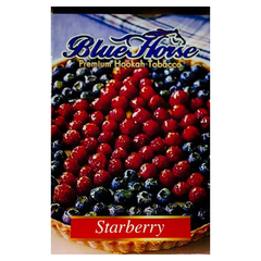 Blue Horse Starberry 50г - Табак для Кальяна