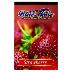 Blue Horse Strawberry 50г - Табак для Кальяна