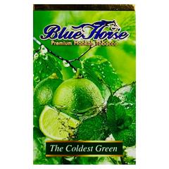 Blue Horse The Coldest Green 50г - Табак для Кальяна