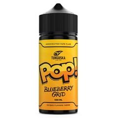 Tunguska POP Blueberry Grid 100мл (3мг) - Жидкость для Электронных сигарет