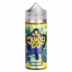 Juicy Co Blue Raspberry Blast 100мл (3мг) - Жидкость для Электронных сигарет
