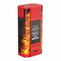 Боксмод Joyetech Cuboid Tap 228W (Красный)