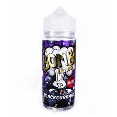 Bomb! Blackcurrant 120мл (3мг) - Жидкость для Электронных сигарет