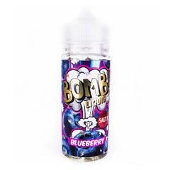 Bomb! Blueberry 120мл (3мг) - Жидкость для Электронных сигарет