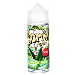 Bomb! Fresh Aloe 120мл (3мг) - Жидкость для Электронных сигарет