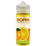 Born Лимон 120мл (0мг) - Жидкость для Электронных сигарет