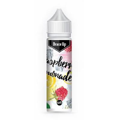 Brace Up Salt Raspberry Lemonade 60мл (3мг) - Жидкость для Электронных сигарет