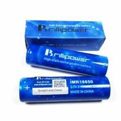 Аккумулятор 18650 Brillipower IMR 3100 mAh, 50A
