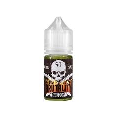 Brutality Medium Salt Bad Boy 30мл (20) - Жидкость для Электронных сигарет