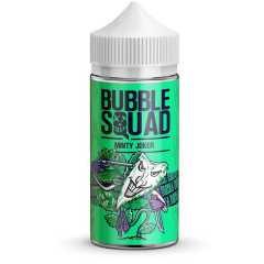 Bubble Squad Minty joker 120мл (3мг) - Жидкость для Электронных сигарет