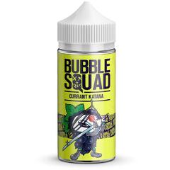 Bubble Squad Currant katana 120мл (3мг) - Жидкость для Электронных сигарет