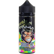 Frankly Monkey Bubble Gum 120мл (3мг) - Жидкость для Электронных сигарет