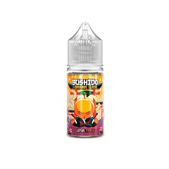 Bushido Lemonade Salt Lotus Peach 30мл (20) - Жидкость для Электронных сигарет
