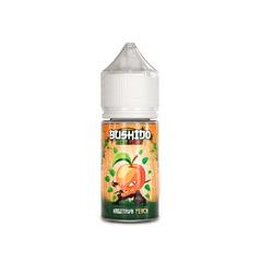 Bushido Mint Fight Salt Kaginava Peach 30мл (20) - Жидкость для Электронных сигарет