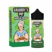 Vape Breakfast Grannys Pie Apple Crisp 120мл (3мг) - Жидкость для Электронных сигарет