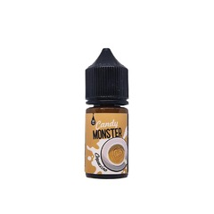 Candy Monster Salt Cappuccino 30мл (20) - Жидкость для Электронных сигарет