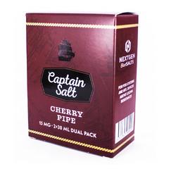 Captain Salt Cherry Pipe 60мл (15мг) - Жидкость для Электронных сигарет