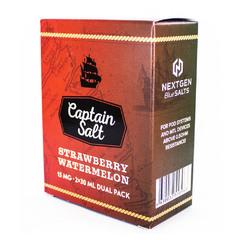 Captain Salt Strawberry Watermelon 60мл (15мг) - Жидкость для Электронных сигарет