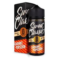 Sweet Classic Caramel Popcorn 120мл (0мг) - Жидкость для Электронных сигарет