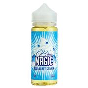 Carter Elixirs Blue Magic Blueberry Cream 120мл (3мг) - Жидкость для Электронных сигарет (Clone)